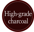 High-grade charcoal
